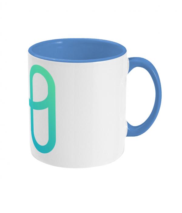 Harmony mug bicolour dezigne