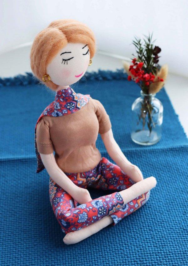 Yoga Doll