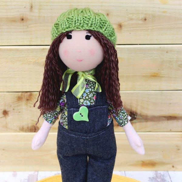 Cute Fabric Rag Doll