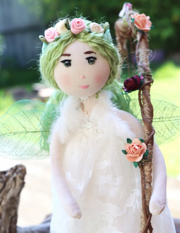 Lily of the Valley Flower Fairy