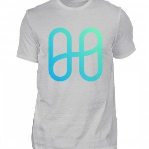 Harmony Logo standard T-shirt - Men Basic Shirt-1157