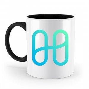 Harmony Logo standard T-shirt - Enamel mug-16