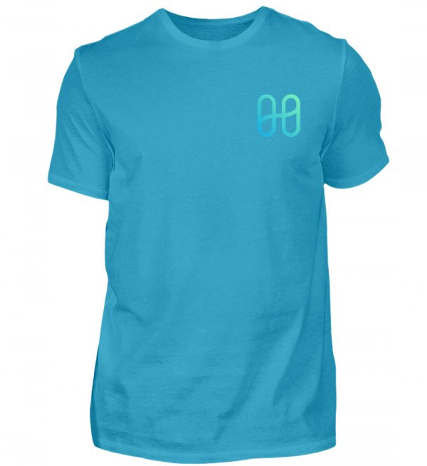 Harmony Front Logo Premium T-shirt - Men Premium Shirt-3175