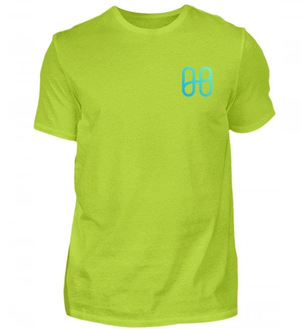 Harmony Front Logo Premium T-shirt - Men Premium Shirt-2885