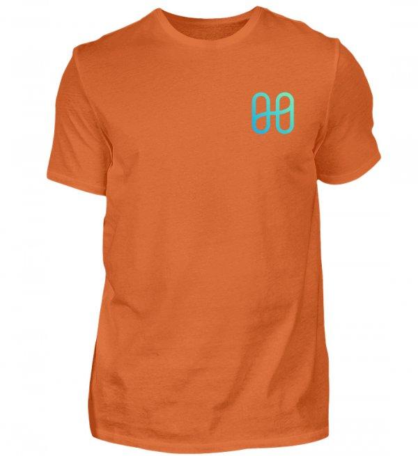 Harmony Front Logo Premium T-shirt - Men Premium Shirt-2953