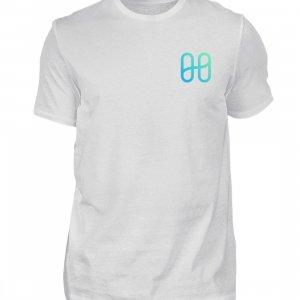 Harmony Front Logo Premium T-shirt - Men Premium Shirt-1053