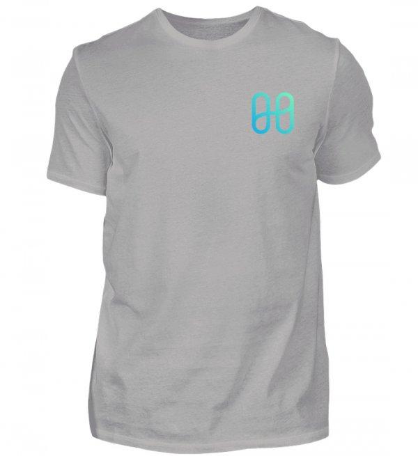 Harmony Front Logo Premium T-shirt - Men Premium Shirt-2998