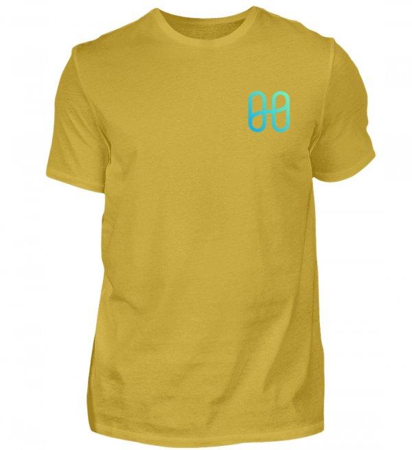 Harmony Front Logo Premium T-shirt - Men Premium Shirt-2980
