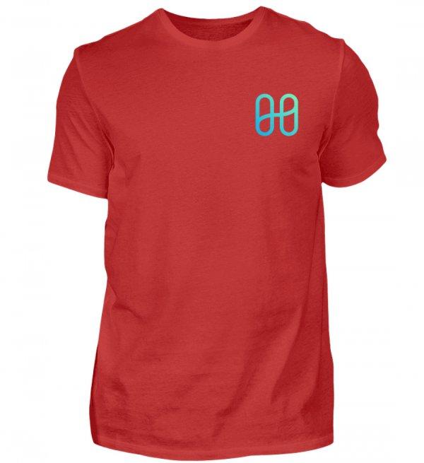 Harmony Front Logo Premium T-shirt - Men Premium Shirt-4