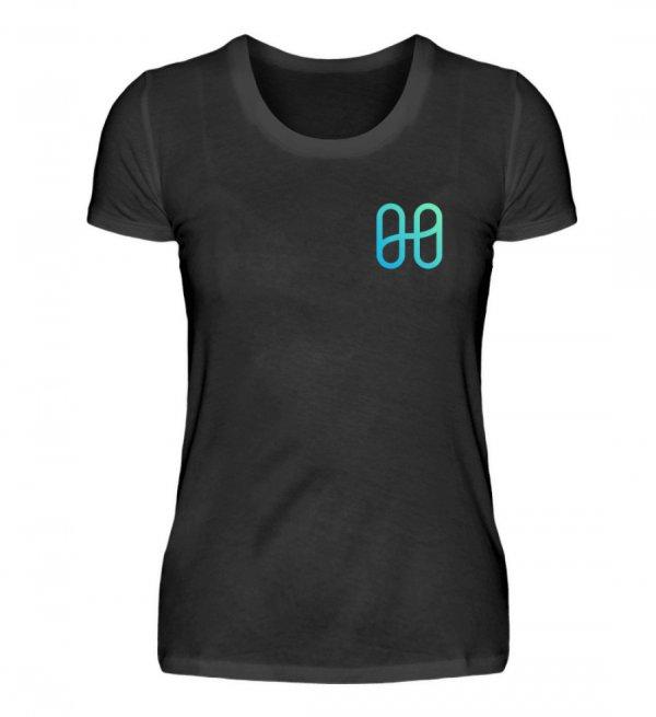 Harmony Ladies Front Basic T-shirt - Women Basic Shirt-16