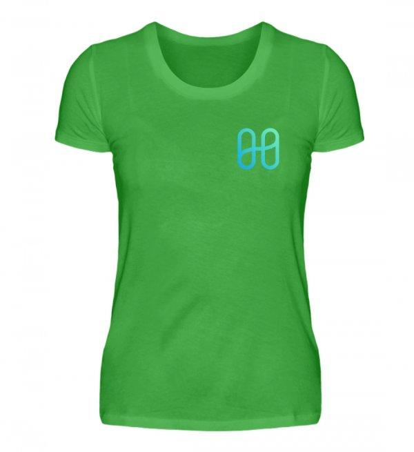 Harmony Ladies Front Basic T-shirt - Women Basic Shirt-2468