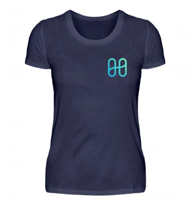 Harmony Ladies Front Basic T-shirt - Women Basic Shirt-198