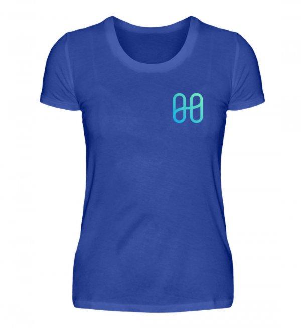 Harmony Ladies Front Basic T-shirt - Women Basic Shirt-2496