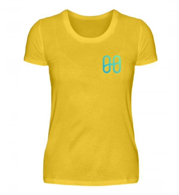Harmony Ladies Front Basic T-shirt - Women Basic Shirt-3201