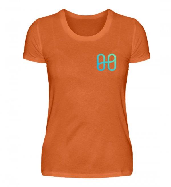 Harmony Front Premium Ladies T-shirt - Women Premium Shirt-2953
