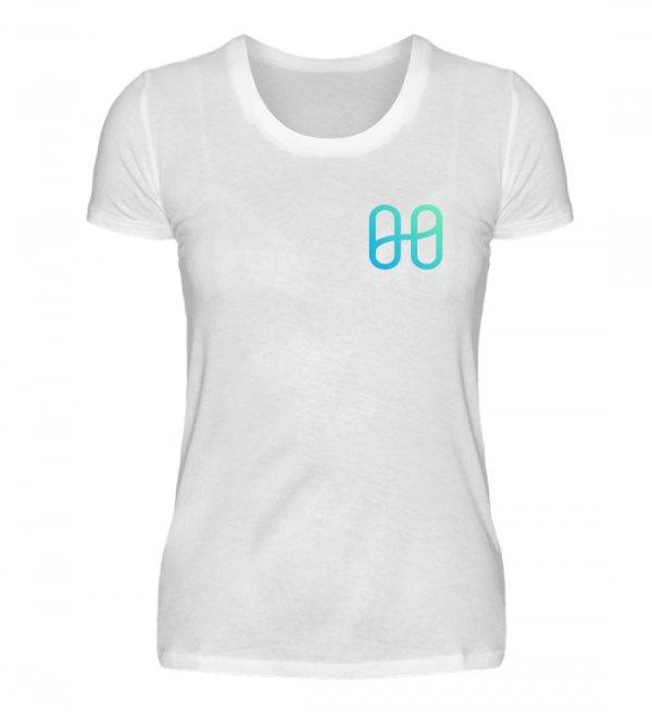 Harmony Front Premium Ladies T-shirt - Women Premium Shirt-3