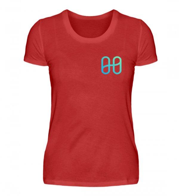 Harmony Front Premium Ladies T-shirt - Women Premium Shirt-4