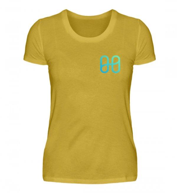 Harmony Front Premium Ladies T-shirt - Women Premium Shirt-2980