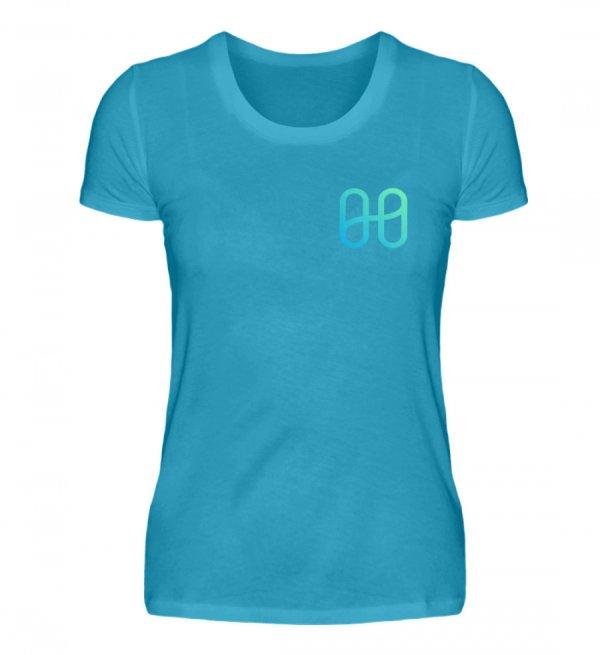 Harmony Front Premium Ladies T-shirt - Women Premium Shirt-3175