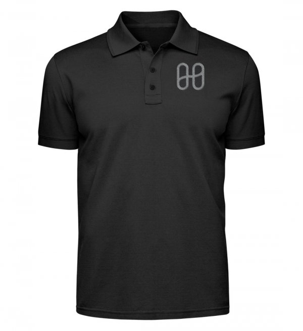 Harmony Logo Polo T Grey - polo shirt-16