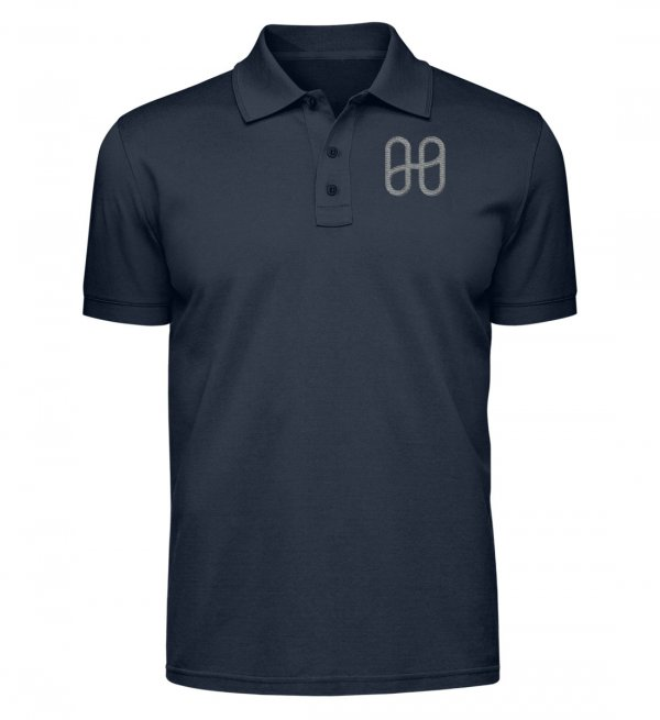Harmony Logo Polo T Grey - polo shirt-774