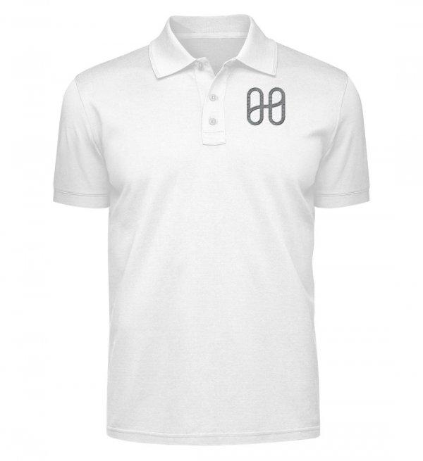 Harmony Logo Polo T Grey - polo shirt-3