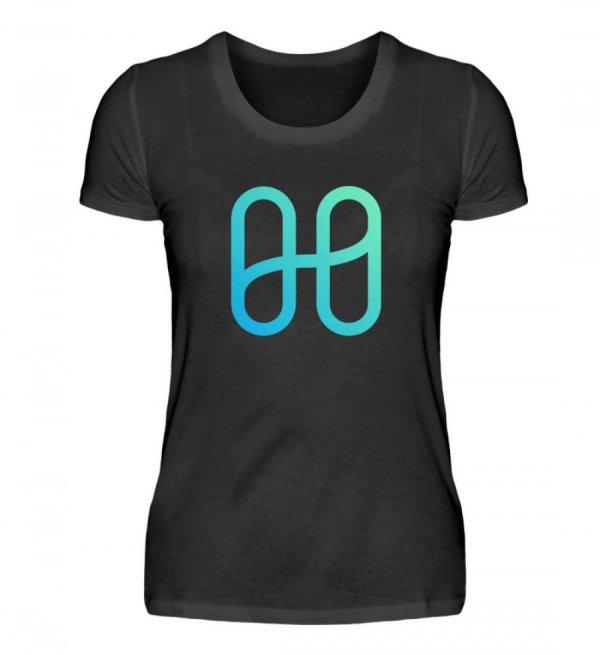 Harmony Ladies Basic T-shirt - Women Basic Shirt-16