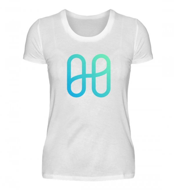 Harmony Ladies Basic T-shirt - Women Basic Shirt-3