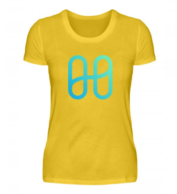 Harmony Ladies Basic T-shirt - Women Basic Shirt-3201