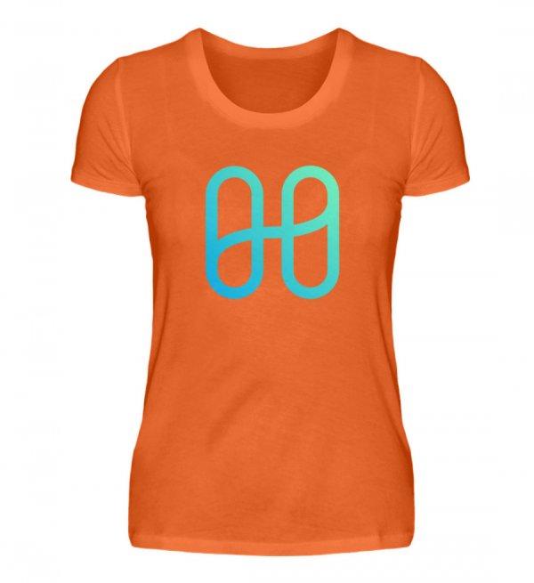 Harmony Ladies Basic T-shirt - Women Basic Shirt-1692