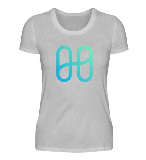 Harmony Ladies Basic T-shirt - Women Basic Shirt-17