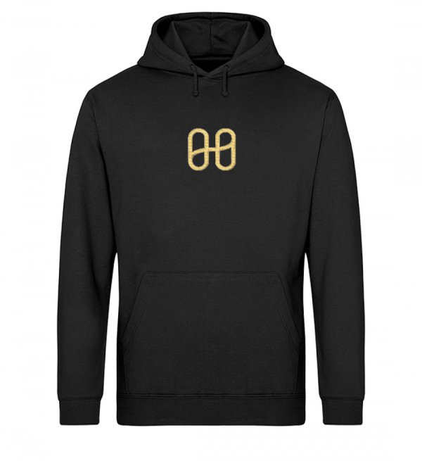 Harmony Drummer Hoodie Embroidery Gold - Drummer Hoodie with Embroidery ST/ST-16