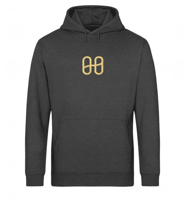 Harmony Drummer Hoodie Embroidery Gold - Drummer Hoodie with Embroidery ST/ST-6881
