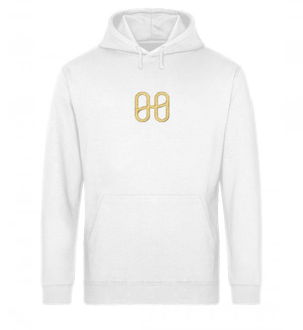 Harmony Drummer Hoodie Embroidery Gold - Drummer Hoodie with Embroidery ST/ST-3